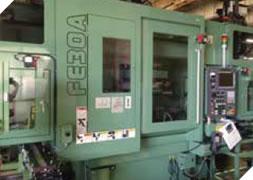 NC gear shaving machine