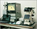 金属顕微鏡による検査